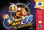 Bomberman 64: The Second Attack N64