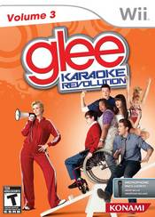 Karaoke Revolution Glee: Volume 3 Wii