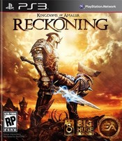 Kingdoms of Amalur: Reckoning for PlayStation 3 last updated Feb 18, 2012