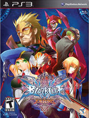 BlazBlue: Continuum Shift Extend PS3