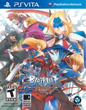 BlazBlue: Continuum Shift Extend PS Vita