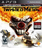 Twisted Metal for PlayStation 3 last updated Feb 17, 2012