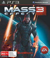Mass Effect 3 for PlayStation 3 last updated Mar 07, 2013