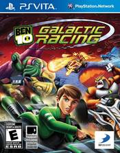 Ben 10: Galactic Racing PS Vita