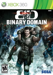 Binary Domain Xbox 360