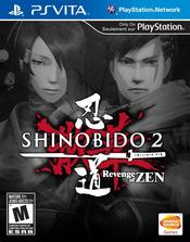 Shinobido 2: Revenge of Zen PS Vita