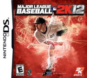 Major League Baseball 2k12 DS