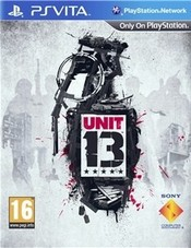 Unit 13 for PS Vita last updated Feb 28, 2013