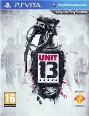 Unit 13 for PS Vita last updated Feb 28, 2013