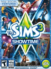 The Sims 3: Showtime PC