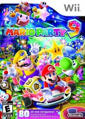 Mario Party 9 for Wii last updated Apr 05, 2012