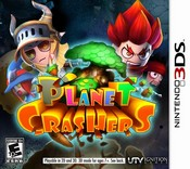 Planet Crashers 3D 3DS
