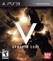 Armored Core V for PlayStation 3 last updated Mar 20, 2012