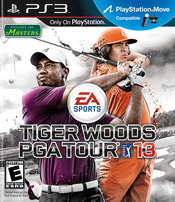 Tiger Woods PGA Tour 13 PS3