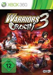 Warriors Orochi 3 for Xbox 360 last updated May 01, 2012