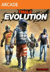 Trials Evolution Xbox 360