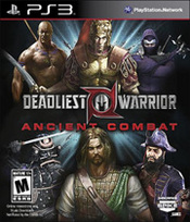 Deadliest Warrior: Ancient Combat PS3