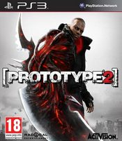Prototype 2 for PlayStation 3 last updated Nov 30, 2012