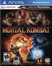 Mortal Kombat for PS Vita last updated May 10, 2012