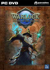 Warlock: Master of Arcane PC