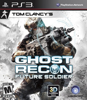 Tom Clancy's Ghost Recon: Future Soldier for PlayStation 3 last updated Sep 14, 2012