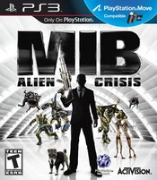 Men in Black: Alien Crisis PS3