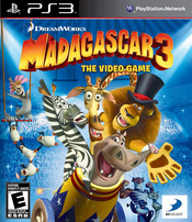Madagascar 3: The Video Game PS3