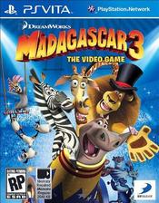 Madagascar 3: The Video Game PS Vita