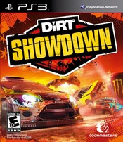 DiRT Showdown PS3