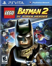 LEGO Batman 2: DC Super Heroes PS Vita