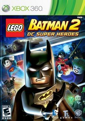 LEGO Batman 2: DC Super Heroes for Xbox 360 last updated Jun 22, 2012