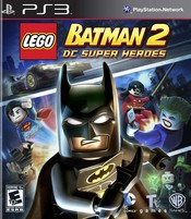 LEGO Batman 2: DC Super Heroes for PlayStation 3 last updated Aug 09, 2013