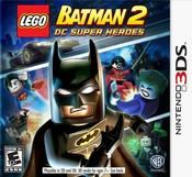 LEGO Batman 2: DC Super Heroes 3DS