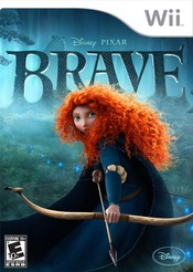 Brave: The Video Game Wii