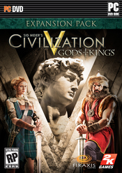 Civilization V: Gods and Kings PC
