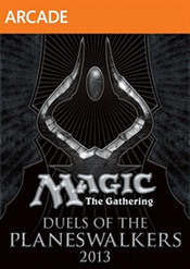 Magic: The Gathering - Duels of the Planeswalkers 2013 Xbox 360