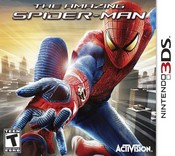 Amazing Spider-Man, The for 3DS last updated Jun 26, 2012
