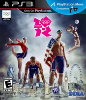 London 2012: The Official Video Game of the Olympic Games PS3