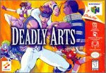 Deadly Arts G.A.S.P. N64