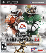 NCAA Football 13 PS3