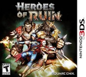 Heroes of Ruin for 3DS last updated Jul 16, 2012