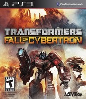 Transformers: Fall of Cybertron PS3