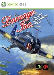 Damage Inc.: Pacific Squadron WWII Xbox 360