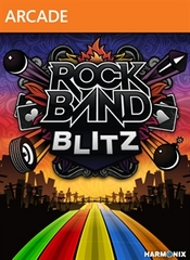 Rock Band Blitz Xbox 360