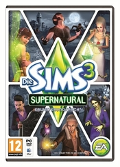 Sims 3, The: Supernatural for PC last updated Aug 26, 2014