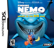 Finding Nemo: Escape to the Big Blue DS