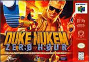 Duke Nukem: Zero Hour N64