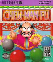 Chew-Man-Fu PS2