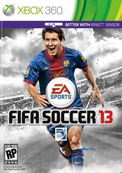 FIFA Soccer 13 for Xbox 360 last updated Sep 06, 2013