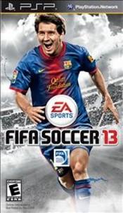 FIFA Soccer 13 PSP